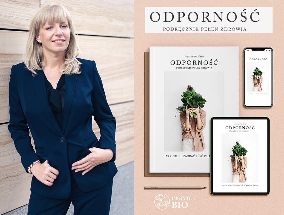 ebook ODPORNOSC | autorka